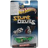 Hot Wheels Stunt Devils Modellautos für Hot Wheels Rennbahnen (Baja Truck)