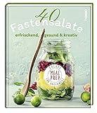 40 Fastensalate: Meal-Prep-Salate für unterwegs – erfrischend, gesund & kreativ