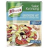 Knorr Salatkrönung Griechische Art Dressing 5er-Pack, 450 ml