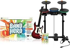 Band Hero - Super Bundle (Xbox 360)