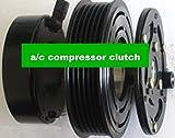 Gowe Auto A/C Kompressor Kupplung für scs08Auto A/C Kompressor Kupplung für Fiat Punto (188)/Panda/ldea/Doblo (223)