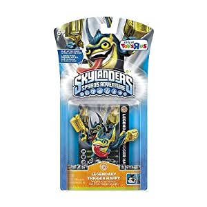 Skylanders Spyro's Adventure Legendary Trigger Happy ...