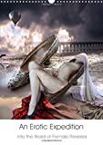 An Erotic Expedition to the World of Female Reveries 2016: Erotic photo collages in the style of magic realism