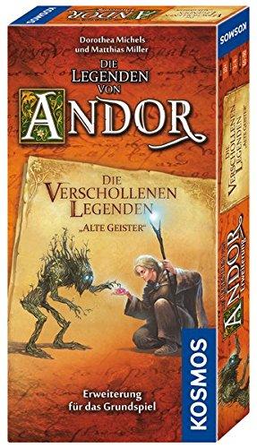 KOSMOS Spiele 690908 Die Legenden von Andor - Die verschollenen Legenden