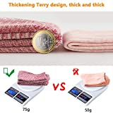 Warm Socks Wool Socks,Emooqi 6 Pairs Women Socks/Thicker /Comfortable/Breathable/ Winter Knitting Ladies Socks Multiple Color Super High Texture Winter Socks for Women Ladies Gift UK 4-8.5/EU 35-42
