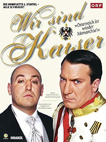 Wir Sind Kaiser [3 DVDs]