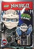 LEGO ® Ninjago - Limited Edition - Zane mit Schwert und 2 Eiskristallen 891731