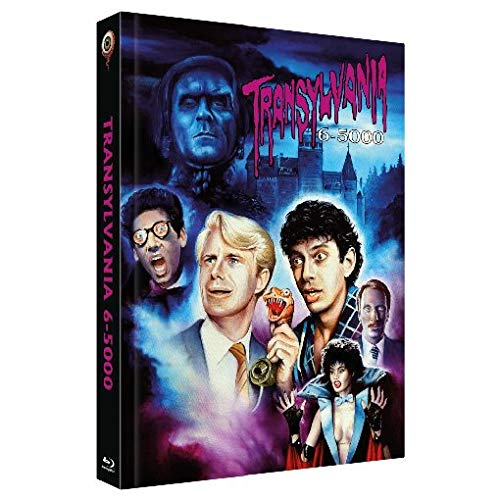 Transylvania 6-5000 - 2-Disc Limited Collector's Edition Nr. 28 - Limitiert auf 333 Stück, Cover C [Blu-ray]