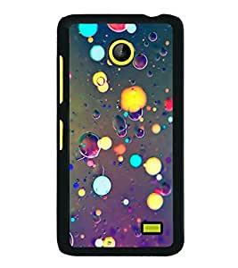 Fiobs Designer Back Case Cover for Nokia XL (jaipur rajasthan african america cross pattern)