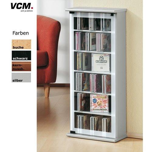 VCM Torre para CD/DVD