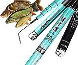 laselectionfishing Canne à pêche Coup Chinoise pêche Carpe esturgeon pâte...