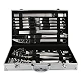 Best Grill Tool Sets - U-MISS BBQ Grill Tools Set with 26 Barbecue Review