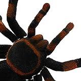 MECO 8'' RC Ferngesteuerte Spinne Fernbedienung Spider Spielzeug Geschenk Deko Riesenspinne Tarantel Tarantula -