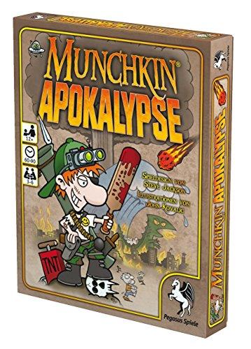 Pegasus-Spiele-17240G-Munchkin-Apokalypse