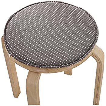 Blancho Creative Round Stool Cushion Warm Sponge Pad Bar Stool Mat