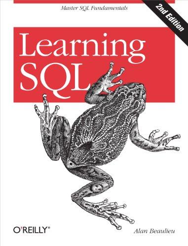 Learning SQL: Master SQL Fundamentals (English Edition) por Alan Beaulieu