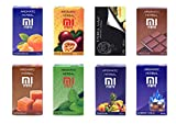 8 Paquete x 50g Sabor SURTIDO Hibron Hierba Para Shisha Cachimba Sin Nicotina Kit 1