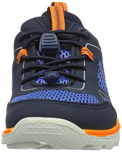 ECCO Biom Trail Kids, Scarpe Sportive Outdoor Bambino Blu (50231marine/cobalt-black/marine)