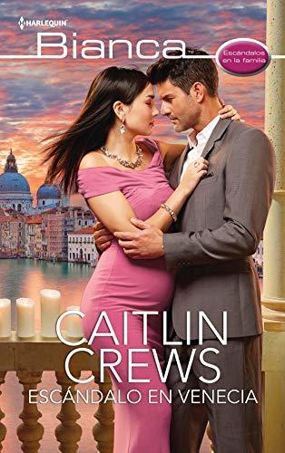 Escándalo en Venecia de Caitlin Crews