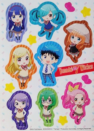 Buy Yamada Kun And The Seven Witches products online in Kuwait