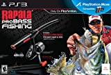 Rapala Pro Bass Fishing with Rod Peripheral PS3 [UK IMPORT]