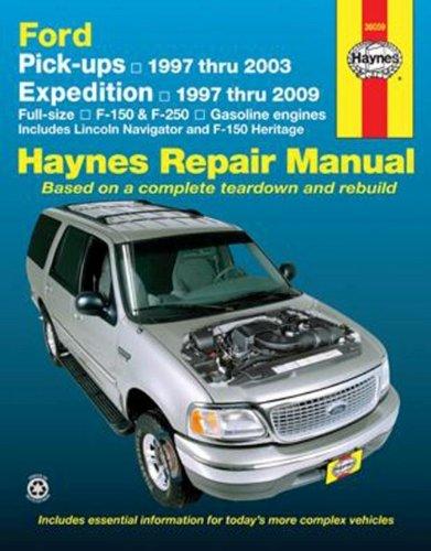 ford-pick-ups-1997-thru-2003-expedition-1997-thru-2009-haynes-repair-manual