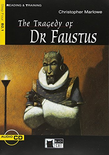 The tragedy of dr. Faustus. Con audiolibro. CD Audio (Reading and training)
