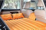 Car Limousine SUV Auto Hintere aufblasbare Matratze Bett Auto Schock Auto Oxford Erwachsenen Fahren Luftbett (Farbe : Orange, Stil : #2)
