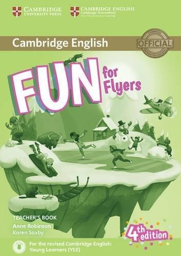 Fun for flyers. Teacher's book. Per la Scuola media. Con File audio per il download