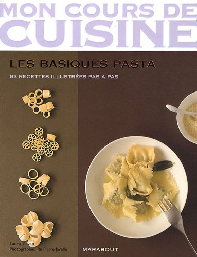 Les basiques pasta par Laura Zavan