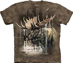 Moose Forest - Elch - in Erwachsenengröße XXL von The Mountain