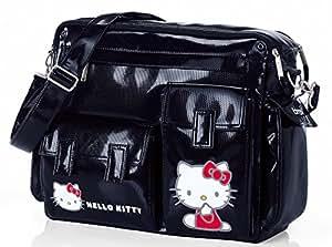 Brevi  Borsa Fasciatoio, di Hello Kitty, Blu