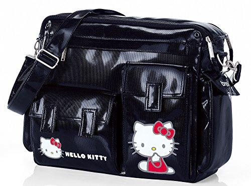 e Wickeltasche, Design Hello Kitty blau ()