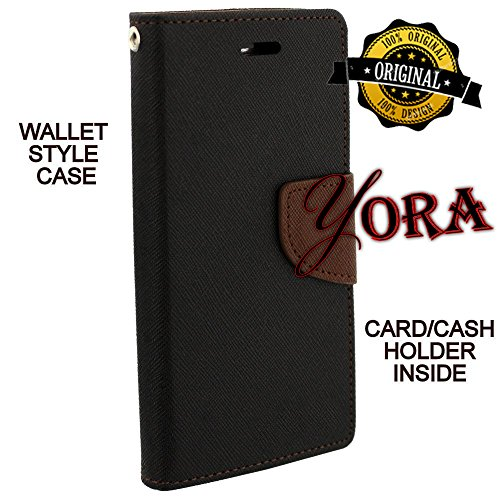 Micromax YU Yuphoria AQ5010 / AO5010 Branded Professional Design Customized Perfect Fitting View Flip Cover Case by YORA