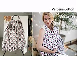 Imported and new Versla pink Kids Breastfeeding Cover Infant Breathable Cotton Muslin nursing cloth Nursing Cover feeding cover