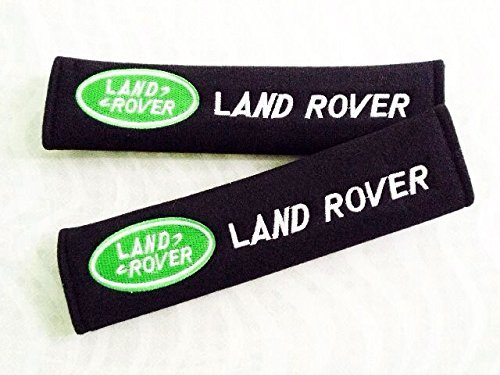 2 x Seat Belt Shoulder Cover Pads For LAND ROVER - for sale  Delivered anywhere in UK