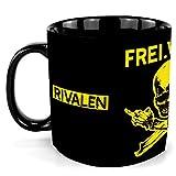 Frei.Wild - R&R Skull, Tasse, Farbe: Schwarz