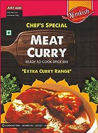 Nimkish Meat Curry Masala, 40g Chef's Spl. Extra Curry Range