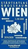 Wien Großraum Städteatlas, Stadtplan 1:20.000