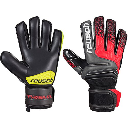 Reusch Mens Prisma Prime R3 Goalkeeper Gloves Astro Hardground 3G 4G Use For Football