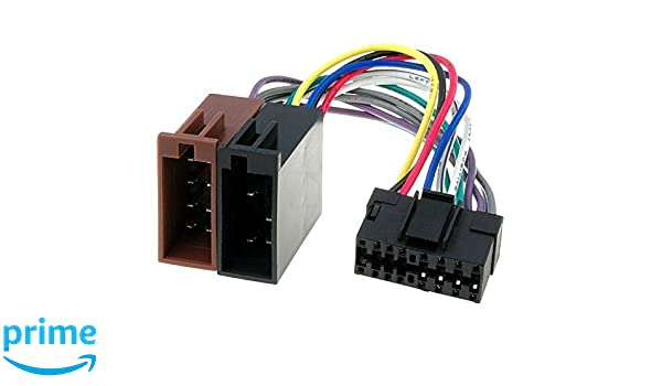 kdg 632 car radio stereo iso wiring loom car hifi radio adaptereu rh 144 202 20 230