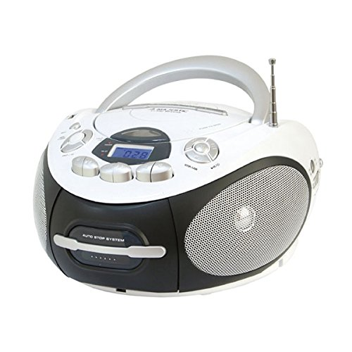 Majestic AH-2387 MP3 USB Radioregistratore