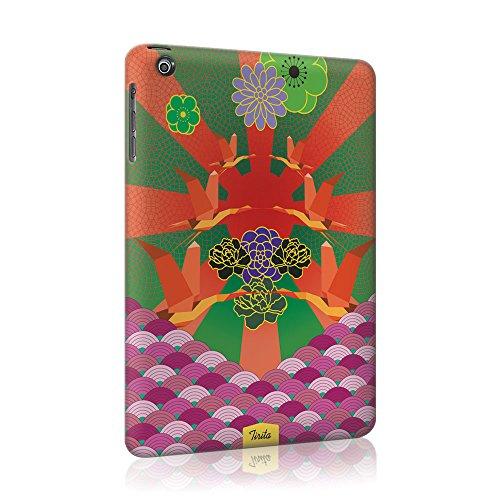 Tirita Hard Cover iPad in plastica alla moda fashion-Design giapponese Fiori