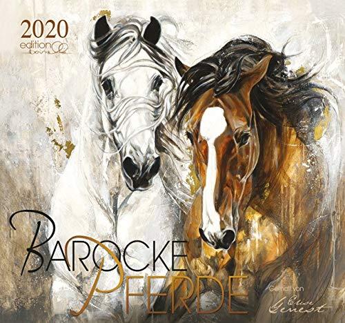 Barocke Pferde 2020: Elise Genest -