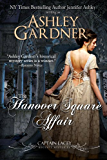 The Hanover Square Affair (Captain Lacey Regency Mysteries Book 1)