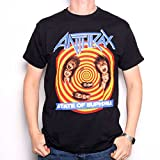 T-Shirt ?ntrax - State Of EUPHORIA 100% Official negro extra-large