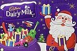Cadbury Dairy Milk Advent Calendar, 200 g, Pack of 8