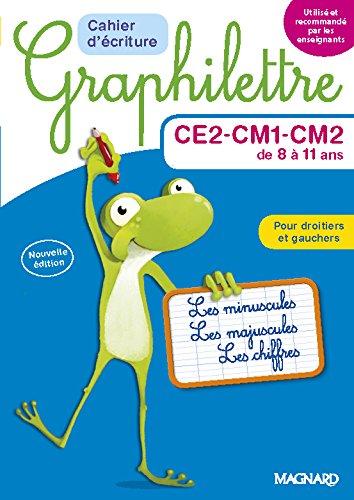 Telecharger 2017 Graphilettre Ce2 Cm1 Cm2 Francais Pdf