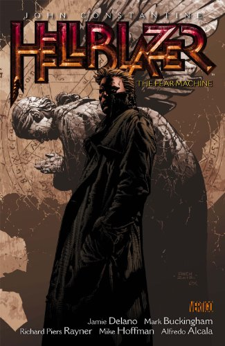 John Constantine, Hellblazer Vol. 3: The Fear Machine (New Edition) (Hellblazer (Graphic Novels)) (English Edition)
