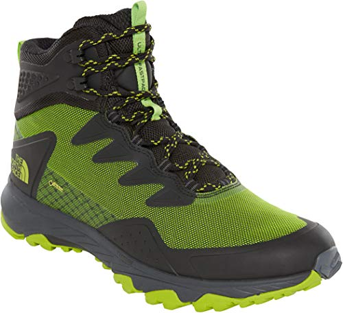 The North Face Ultra Fastpack III Mid GTX - Chaussures Homme - Vert/Noir 2019